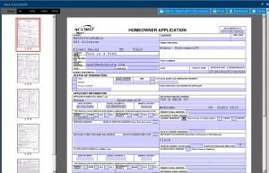 EZLynx ACORD Form Editor