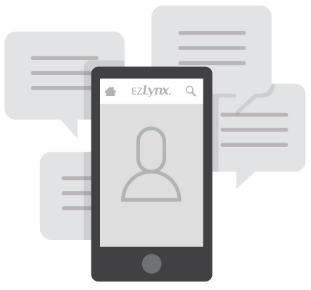 EZLynx Text Messaging is Here!